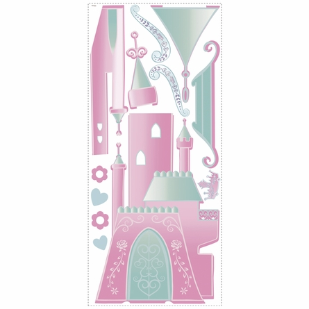 Disney Princess Castle Wall Decals
