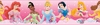 Disney Princess Pink Peel & Stick Border