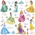 Disney Princess Royal Debut Glitter Wall Decals