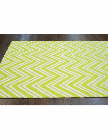 Ditra Rug in Light Green