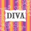 Diva Canvas Reproduction