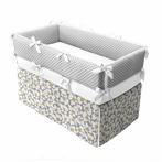 Dizzy Daisy Crib Bedding Set