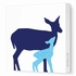 Doe Canvas Wall Art