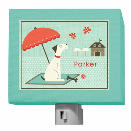 Dog Days of Summer Night Light