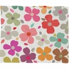 Dogwood Multi Fleece Throw Blanket