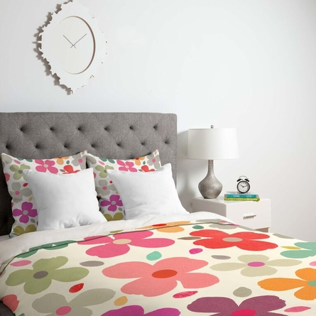 Dogwood Multi Lightweight Duvet Cover