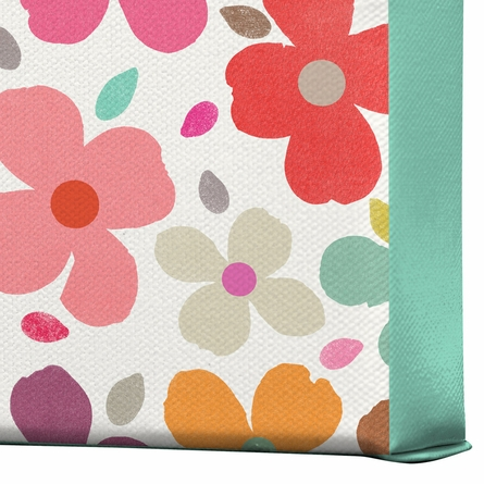 Dogwood Multi Wrapped Canvas Art
