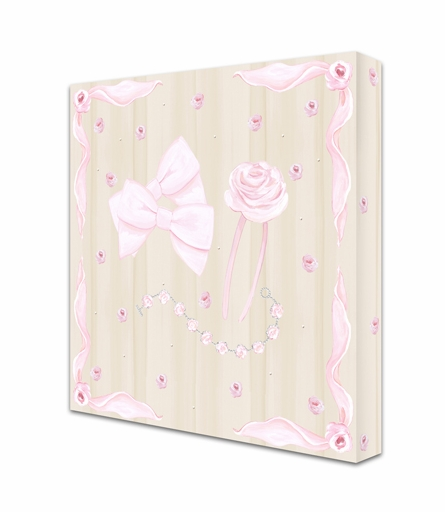 Dolce Bebe Accessories Canvas Reproduction