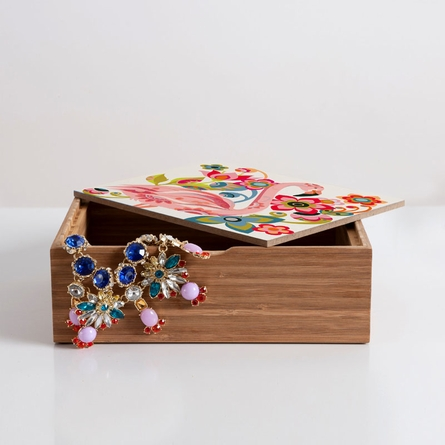 Domingo Jewelry Box