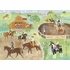 Donna Ingemanson Placemats - Horse Show - Set Of Four