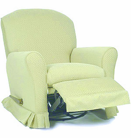 Doodlefish Grand Glider Recliner Chair by Little Castle - Loose Cushion