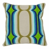 Doti Blue Pillow