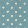 Dots - Aqua Fabric by the Yard