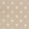 Dots - Cream Fabric by the Yard