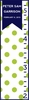 Dots Flag Boy Personalized Growth Chart
