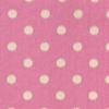 Dots - Hot Pink Fabric by the Yard