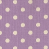 Dots - Lavender Fabric by the Yard