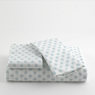 Dottie Teal  Sheet Set