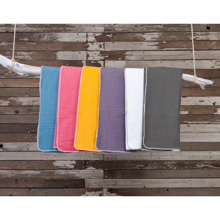 Double Sided Slate Organic Crib Blanket