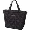 Downtown Tote Diaper Bag - Paris Noir