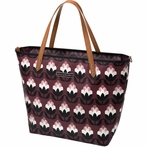Downtown Tote Diaper Bag - Tuscan Twilight