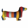 Doxie Silhouette Throw Pillow