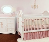 Dozen Roses 3-Piece Crib Bedding Set