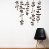 Drake in Brown Wall Decal