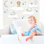 Dreamers Peel & Place Wall Stickers