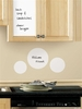 Dry Erase Sheet Peel & Stick Wall Decal