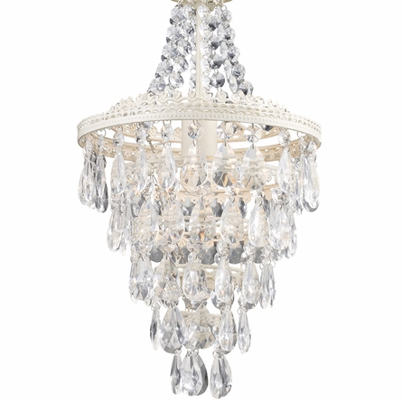 Duchess Clear Crystal Chandelier