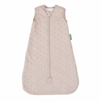 Dusty Pink Dots Organic Sleep Sack