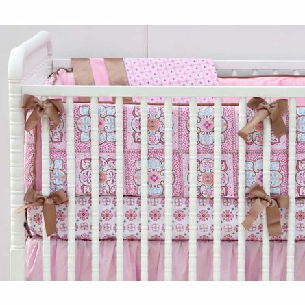 Dylan 3-Piece Crib Bedding Set