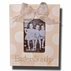 Easter Sunday Linen Picture Frame