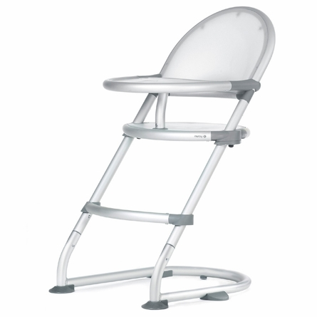 Easy Grow High Chair - White