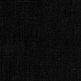 Ebony - Basic Linen Fabric