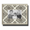 Ebony Brocade Picture Frame