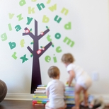 Eco-Friendly Wall Art for Children