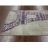 Eiffel Tower Hand Knotted Rug