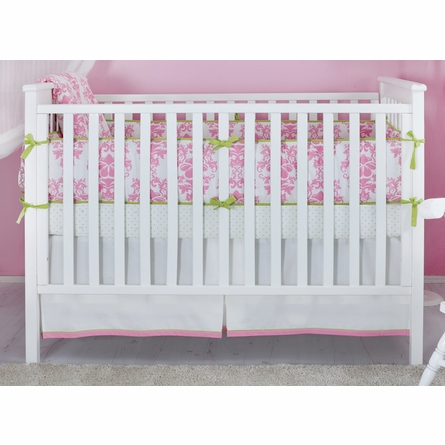 Ela Organic Cotton Baby Bedding Set