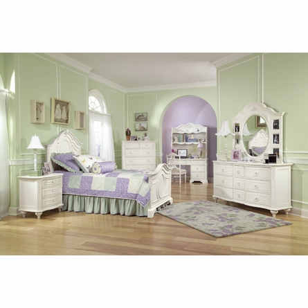 Eleanor Panel Bed