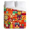 Electro Circus Lightweight Duvet Cover