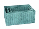Elements Storage Bins - Bluebird