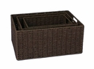 Elements Storage Bins - Earth