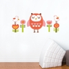 Elena the Owl Wall Decal
