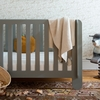 On Sale Elephant Convertible Crib in Grey
