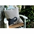 Elephant Speaking Life is Beauty Full Linen Pillow