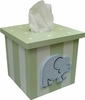 Elephant Tissue Box Cover