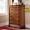 Elite Classics Drawer Chest