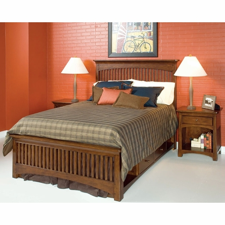 Elite Crossover Slat Bed